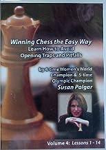 Winning Chess the easy way Susan Polgar DVD Series Vol 4