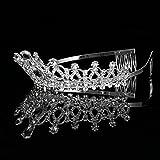 Immagine 2 frcolor bridal crystal fascia crown
