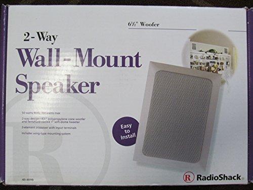 2-Way Wall-Mount Speaker