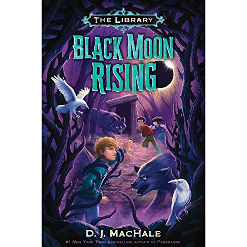 Black Moon Rising cover art