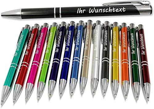 Penna a sfera con incisione: un regalo di alta qualità per tutti. Penne personalizzate perfette come regali promozionali, articoli aziendali, bomboniere - inaugurazioni e fiere (25)
