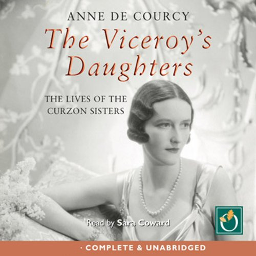 The Viceroy's Daughters audiobook cover art