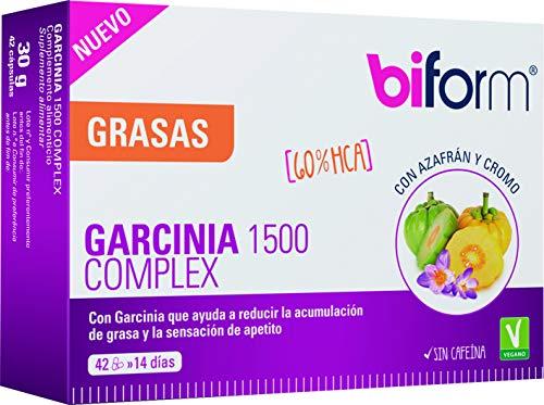 Biform - Garcinia 1500 Complex - 42 cápsulas