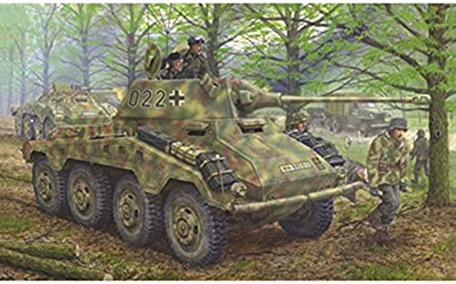 1 35 Sd.Kfz 234 2 Puma 1939-45 Series by Dragon Models USA