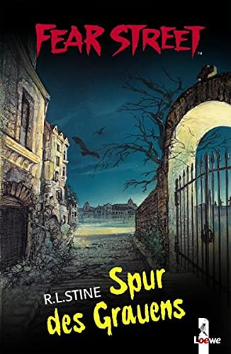 Fear Street – Spur des Grauens: Gruseliger Horrorroman für Jugendliche ab 12 Jahre (Fear Street Sammelband)