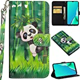 DodoBuy LG K41s Case 3D Flip Folio Wallet Cover PU Leather