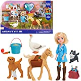 DreamWorks Spirit Riding Free Abigail's Vet Set, 16-Pieces