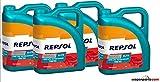 Aceite Motor REPSOL Élite Long Life 50700/50400 5W-30 20 litros (4x5 litros)