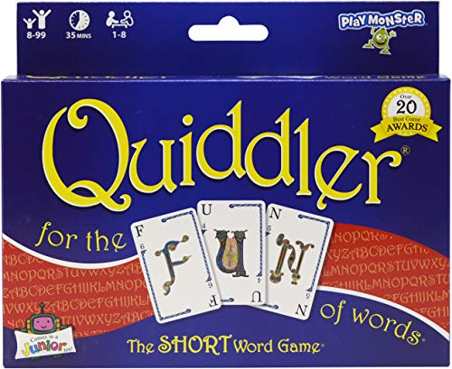 Product Image of the Quiddler Word Game