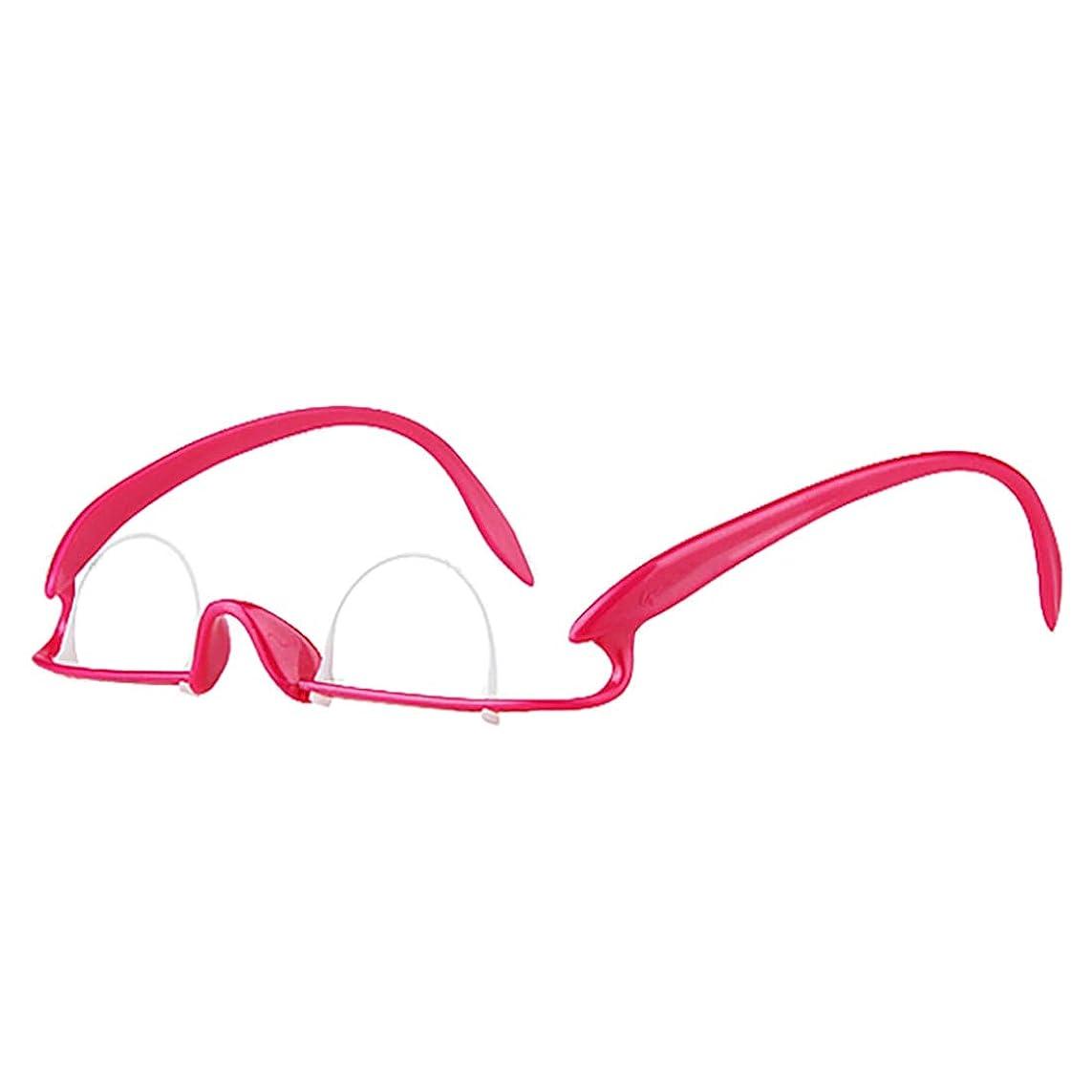 いいね男らしい漁師億騰 二重まぶた用メガネ 二重まぶた運動 二重まぶた形成 二重まぶた運動器 メガネトレーナー