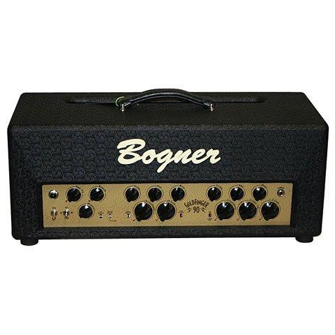 Bogner Goldfinger 90 · Topteil E-Gitarre