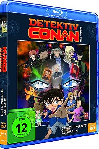 Detektiv Conan: Der dunkelste Albtraum - 20.Film - [Blu-ray]