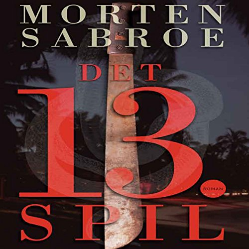 Det 13. Spil audiobook cover art