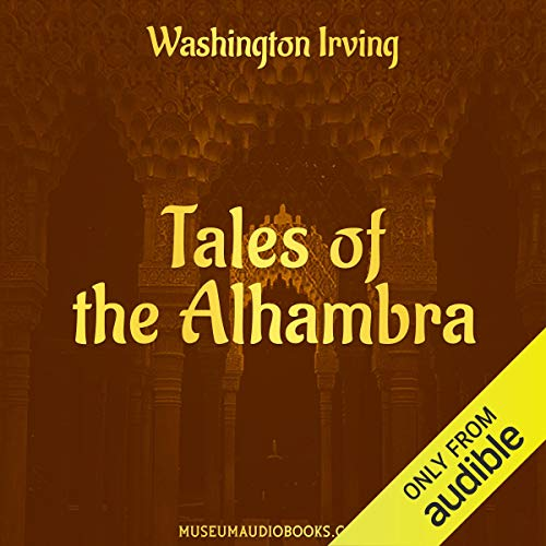 『Tales of the Alhambra』のカバーアート