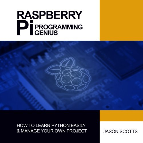 Raspberry Pi in Easy Steps audiobook cover art