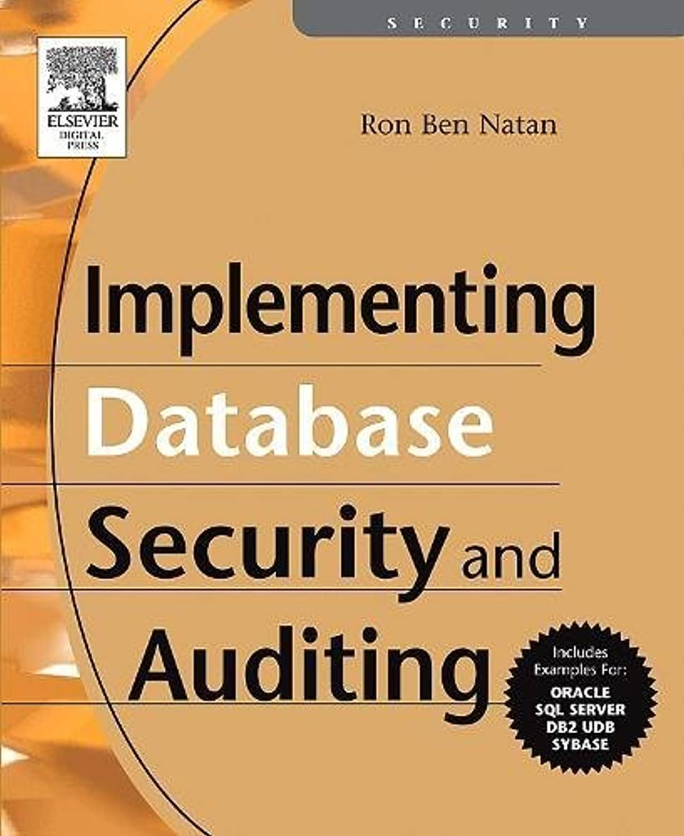 加速度予防接種サンダースImplementing Database Security and Auditing