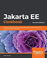 Jakarta EE Cookbook, 2nd Edition Front Cover