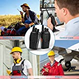 Zoom IMG-2 cacagoo 2pz walkie talkie a