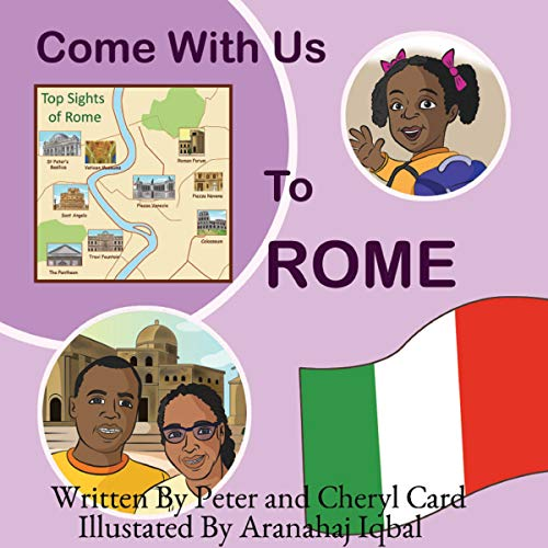 Come with Us - Rome audiobook cover art