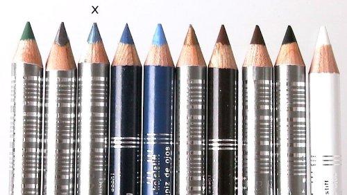 Kajalstift Basic incl. Anspitzer dunkelblau
