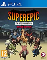 Superepic: The Entertainment War Collector's Badge Edition (PS4) (輸入版)