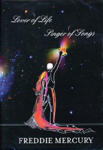 Freddie Mercury : Lover of Life / Singer of Songs - Coffret 2 DVD