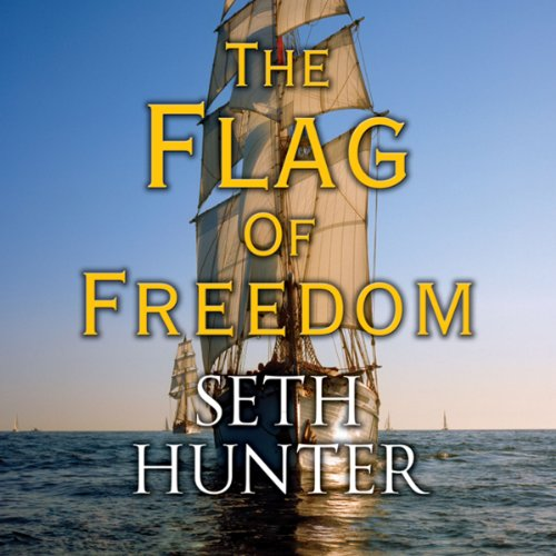 The Flag of Freedom audiobook cover art