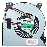(CPU Version - 15mm small) Lüfter Kühler Fan Cooler kompatibel für Asus ROG G750JS-T4001H, G750JY-1A, G750JM-T4016H, G750JX-T4070H, G750JH-1A, G750JW-T4019H, G750JY-T4023H