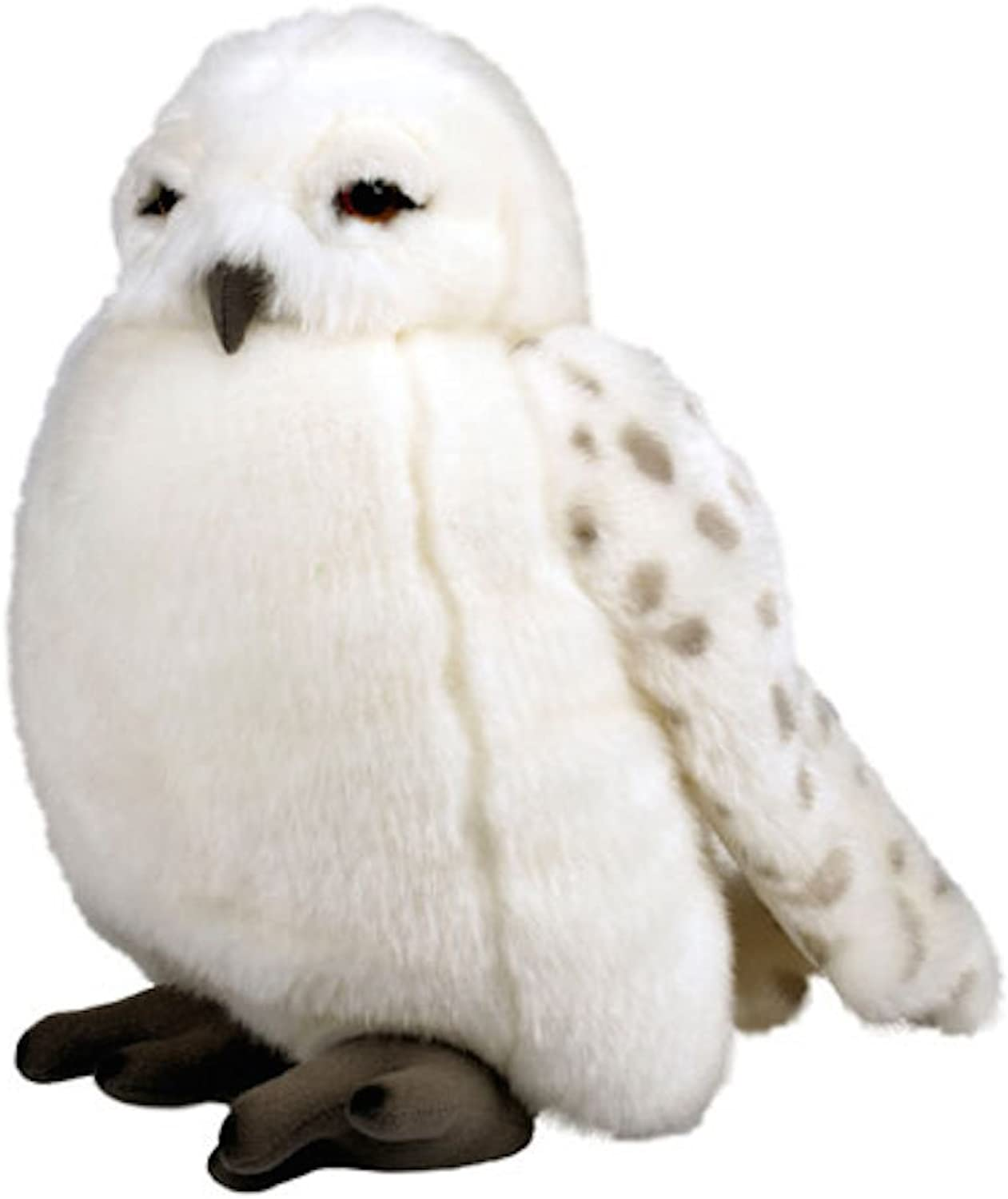 Wizarding World of Harry Potter Hedwig Owl 11  Plush Doll Puppet with Sound