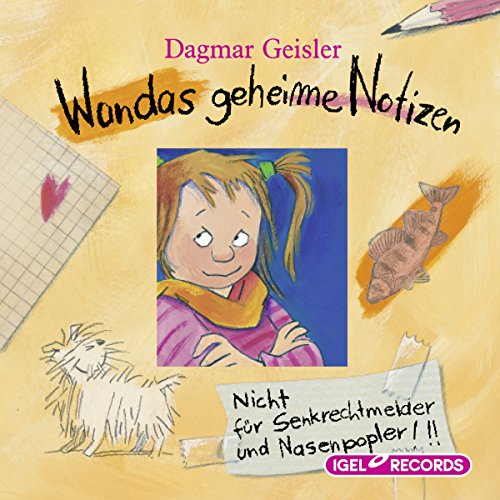 Wandas geheime Notizen  By  cover art