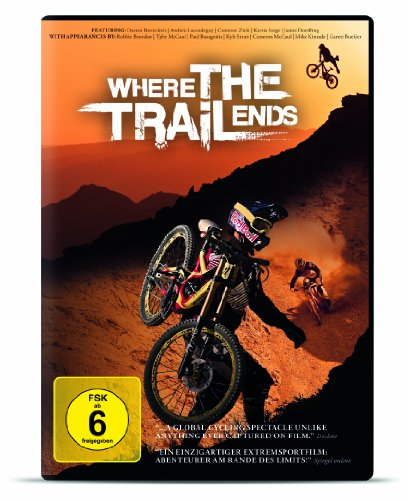 Where The Trail Ends [Alemania] [DVD]