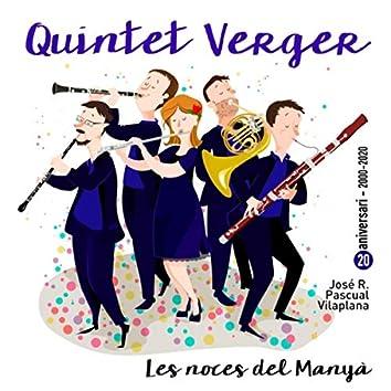 Les noces del Manyà for Wind Quintet (Live)