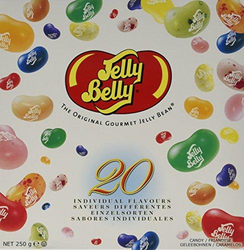 Jelly Belly Beans 20 SORTEN GESCHENKPACKUNG - 250g