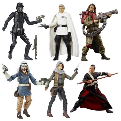 SW Star Wars The Black Series 6-Inch Action Figure Wave 10 image