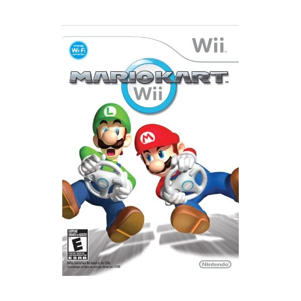 Mario Kart Wii – Game Only by Nintendo (Renewed)