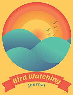 Bird Watching Journal: Bird Watcher Gifts - Paperback Journal to write in