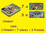 'N/A' Compact Box + 3 Sobres Premium + 7 Sobres Adrenalyn XL 2019 2020