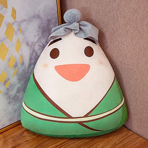 FGBV R 1 stücke Zongzi Plüsch Spielzeug Cartoon Puppe Chinesische Drachen Boot Festival Fat Reis-Pudding Zongzi Reis Dumpling Anhänger Kissen Kushion-Boy_20cm Manmiao