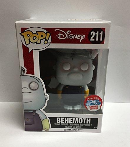 Funko POP: Disney: Pesadilla antes de Navidad: Behemoth Exclusivo