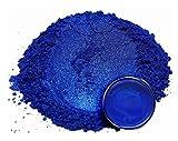 "Mica Powder Pigment ""Skyline Blue"" (50g) Multipurpose DIY Arts and Crafts Additive |..."