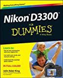 Nikon D3300 For Dummies (For Dummies Series) (English Edition)