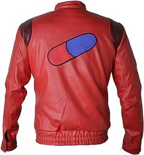Men's Akira Manga V2 Faux Leather Jacket Capsule Only