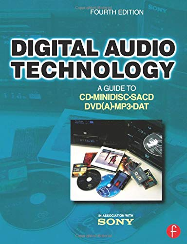 Compare Textbook Prices for Digital Audio Technology, Fourth Edition: A Guide to CD, MiniDisc, SACD, DVDA, MP3 and DAT 4 Edition ISBN 9780240516547 by Maes, Jan,Vercammen, Marc