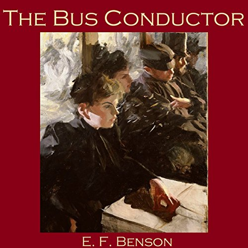 The Bus Conductor audiobook cover art