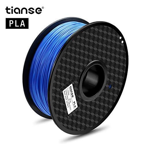 TOOGOO Filamento 3D negro 10M ABS 3D filamento de impresora de 1,75 mm para impresoras 3D de pluma de garabato R