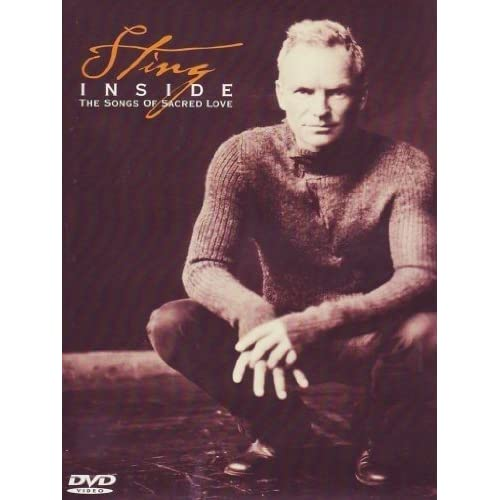 Sting - Inside - The songs of sacred