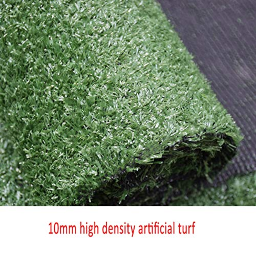XEWNEG 10mm High-density Artificial Turf, Suitable For Roof Shading, Engineering Fence, Urban Wall Decoration, Waterproof And Non-slip, Easy To Clean (Size : 2x3.5M)