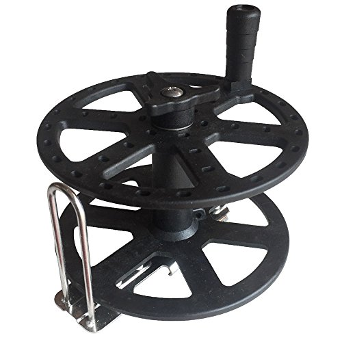 Speargun Reel - Pro Series (Flat Mount, 30 Meter)