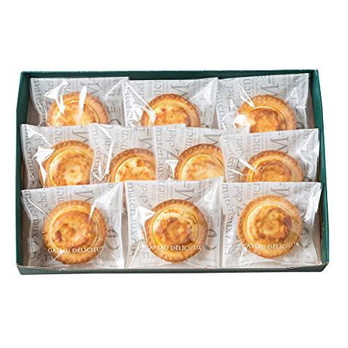 チーズタルト ギフトセット 10個入 タルト 洋菓子 焼き菓子 スイーツ タルトケーキ 北海道 函館
