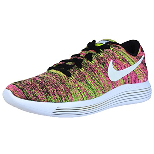 Nike Mens Lunarepic Low Flyknit OC, MULTI-COLOR/MULTI-COLOR, 8 M US